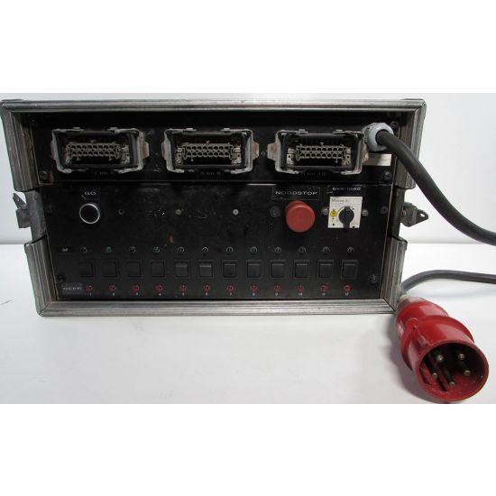 Used | CM Lodestar 12 CH hoist controller