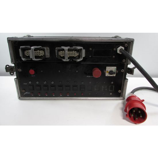 Used | Hoist controller for 8x CM Lode/prostar 32A CEE red