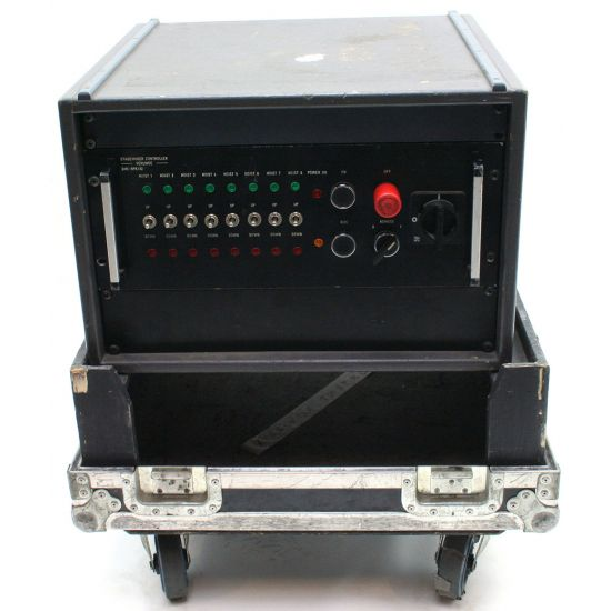 Used | Verlinde - Hoist controller 8-way (incl. case)