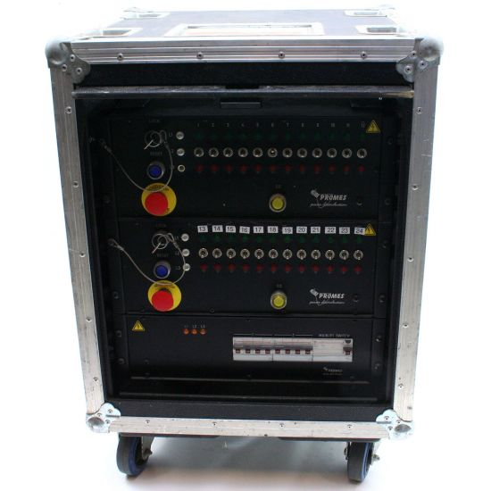 Used | Promes - Hoist controller 2x12 (24)way