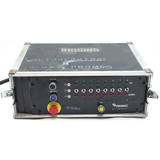 Used | Promes - Hoist controller 8-way