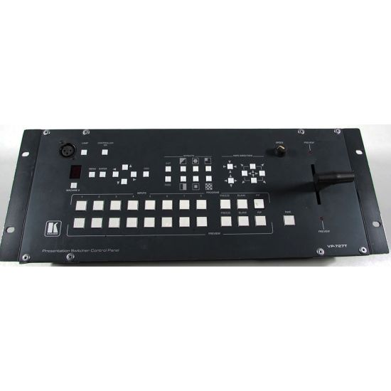 Used | Kramer Dual seamless switcher/scaler VP-72