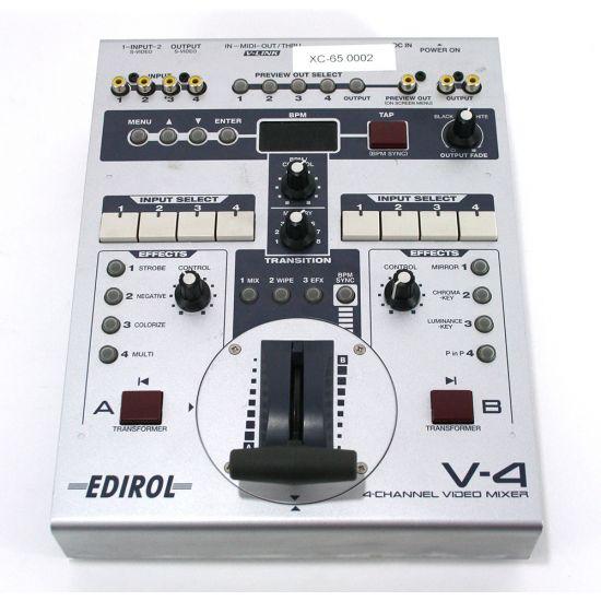Used | Edirol - V-4 - Video mixer