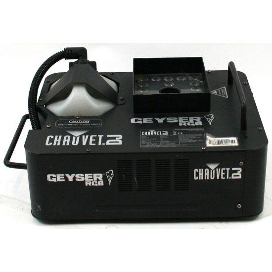 Used   Chauvet DJ - Geyser RGB