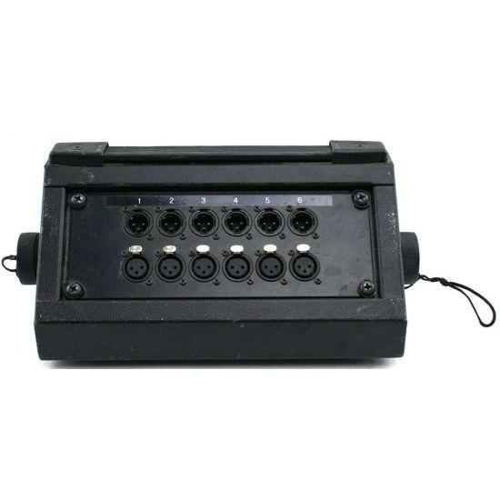 Used | Stageblock Socapex 37 pins - XLR3