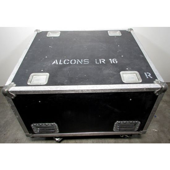 Used | Alcons - Flightcase for LR16