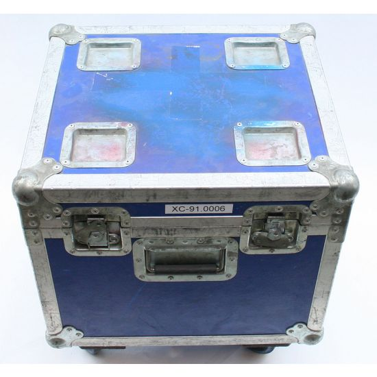 Used | Flightcase Blue for chain hoist