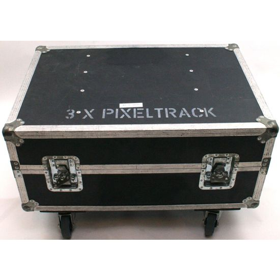 Used | Flightcase for Showtec - Pixeltrack
