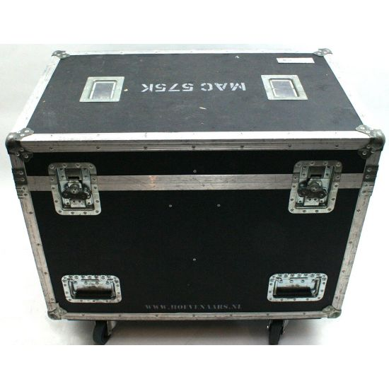Used | Flightcase for 2pcs MAC 575 Krypton