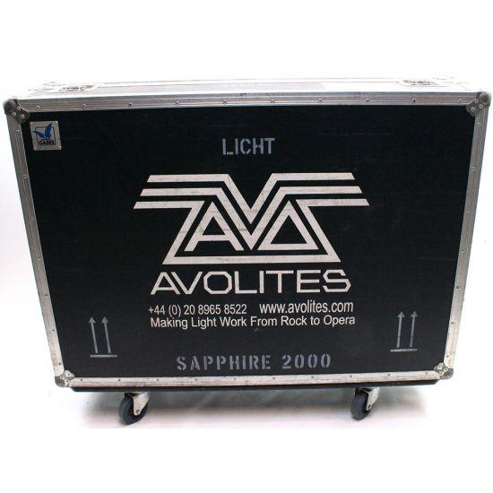 Used | Flightcase for Avolites Sapphire 2000