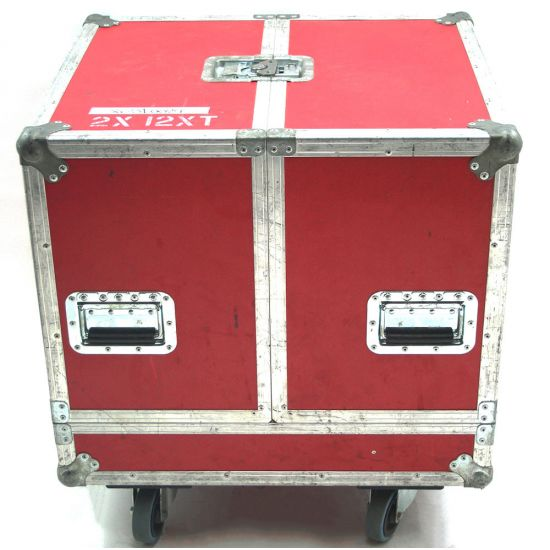 Used | Flightcase for 2 x L-Acoustics 12XT