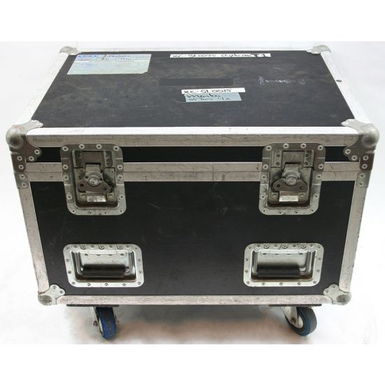Used | Flightcase for 4pcs manual hoist - Type 1