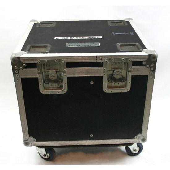 Used | Flightcase for 4pcs manual hoist - Type 2